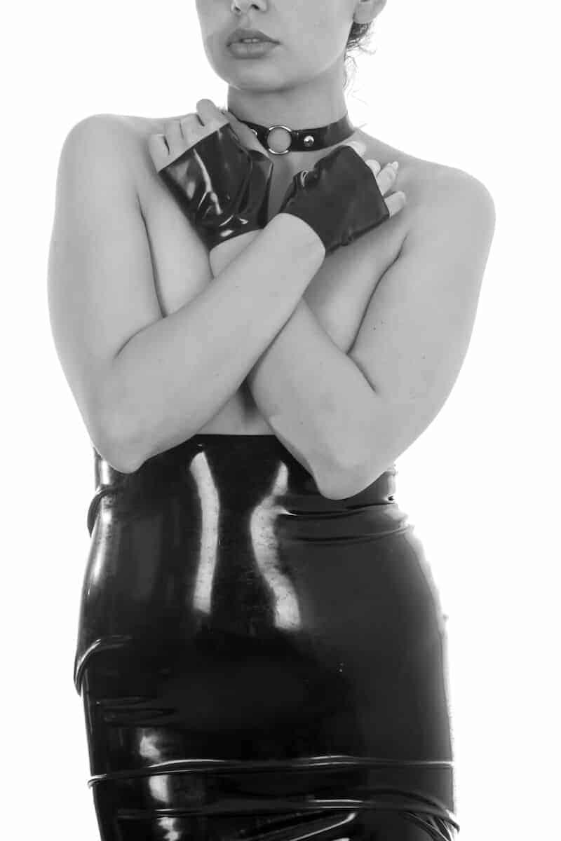 latex discipline - accesorios y guantes de latex en méxico para mujer